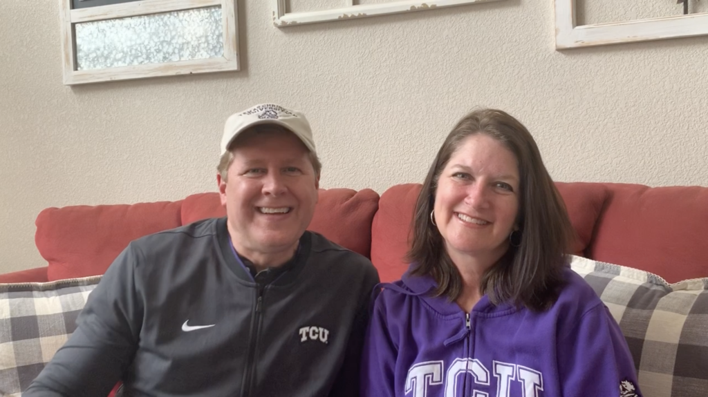 TCU – Tim and Traci Schoeneweis